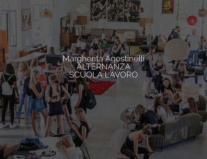 Margherita Agostinelli - Progettazioni Alternanza Scuola Lavoro - Salesiani Milano