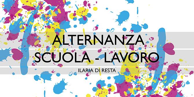 Ilaria Di Resta - Progettazioni Alternanza Scuola Lavoro - Salesiani Milano