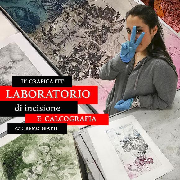 Laboratorio di incisione e calcografia scuola grafica - Salesiani Milano