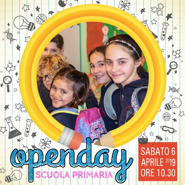 Open Day scuola primaria - Open Day scuola elementare - Scuola pariataria - Salesiani Milano