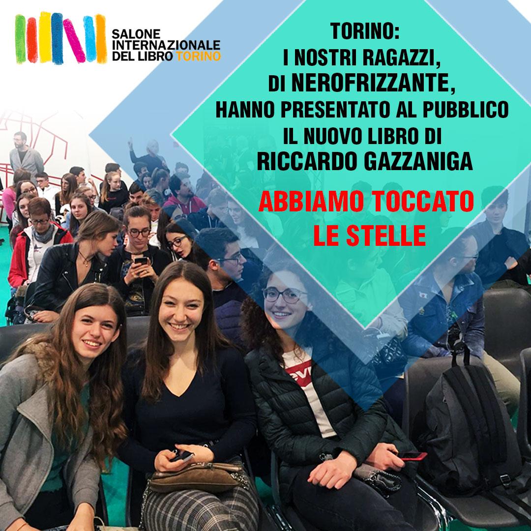 Salone del Libro di Torino 2019 - Salesiani Milano