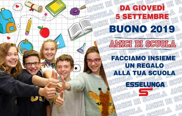 amici di scuola 2019 Esselunga per la scuola - Salesiani Milano