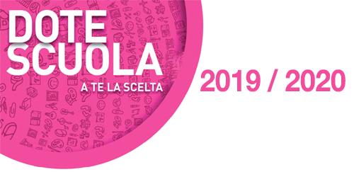 Dote Scuola 2019/2020 Regione Lombardia - Per le famiglie e le scuole paritarie - Salesiani Milano