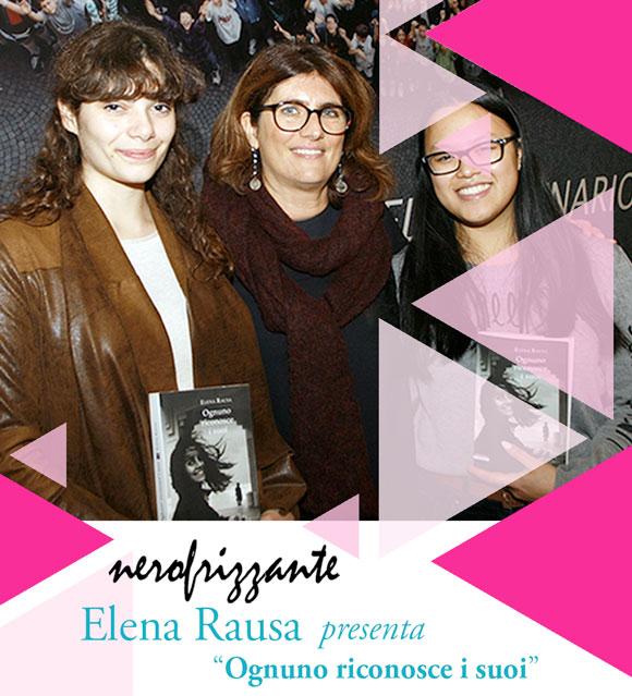 Nerofrizzante incontra la scrittrice Elena Rausa - Istituto Salesiano S. Ambrogio Opera don Bosco Milano