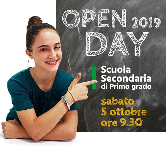 Open Day 2019 Scuola Media Scuola paritaria parificata Istituto Salesiano S. Ambrogio Opera don Bosco Milano - Salesiani Milano
