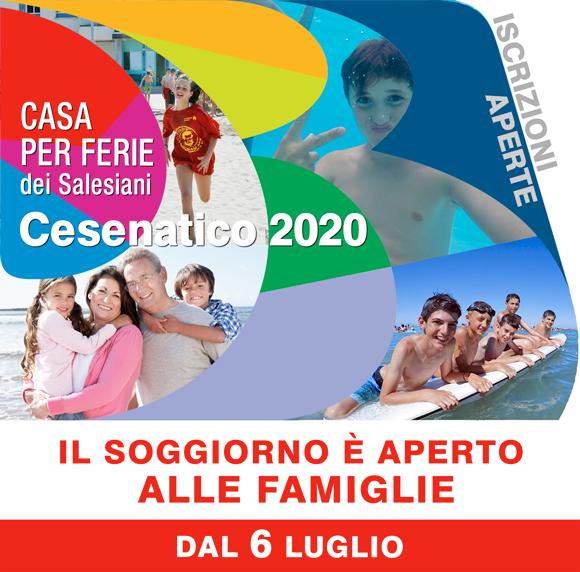 Soggiorno marino Cesenatico - Salesiani Milano