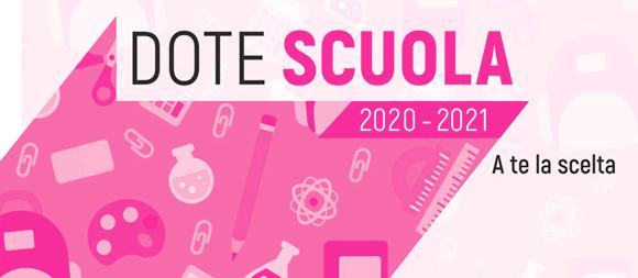 Dote Scuole 2018-2019 Regione Lombardia - Salesiani Milano