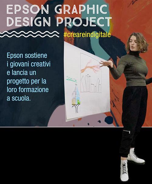 Epson per la scuola con le tecnologie di stampa a sublimazione #creareindigitale - Salesiani Milano