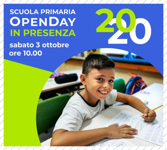 Open Day Scuola Primaria Istituto Salesiano S. Ambrogio - Salesiani Milano