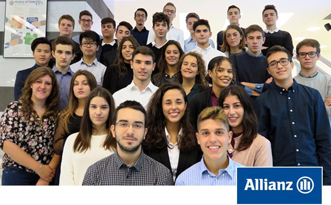 Allianz Italia riconferma l'impegno nel progetto Dualità Scuola-Lavoro - Salesiani Milano
