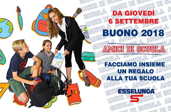 Amici di Scuola 2018 Esselunga - Salesiani Milano