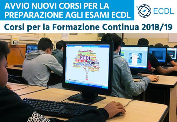 Corsi di Formazione Continua per la preparazione a ECDL - Cnos Fap Milano - Istituto Salesiano S. Ambrogio Milano - Salesiani Milano