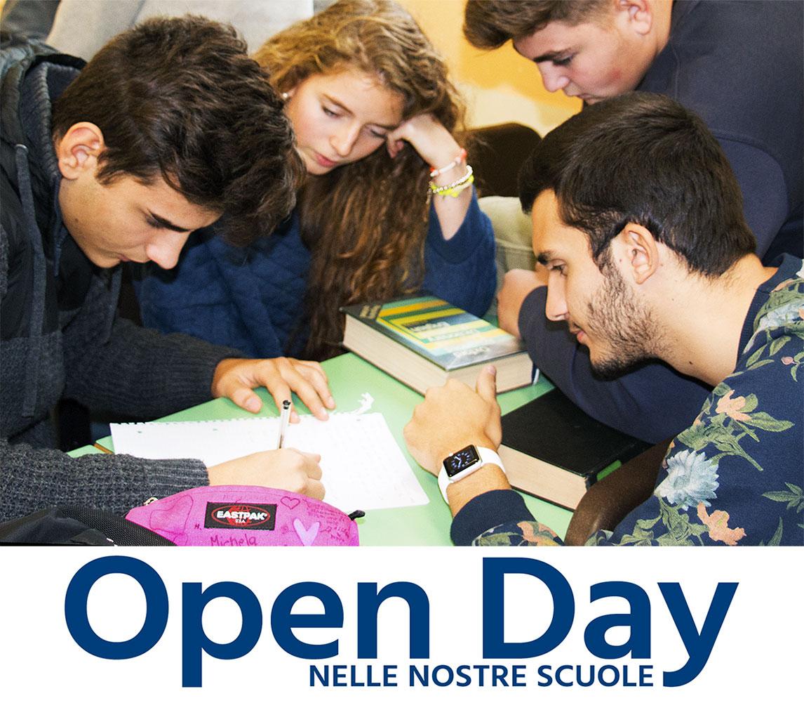 Open Day delle Scuola salesiana di Milano Istituto S. Ambrogio