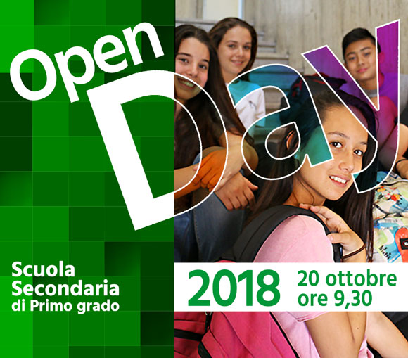 Open Day Medie don Bosco Milano - Salesiani Milano
