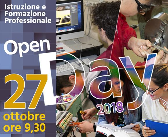 Open Day Istruzione e Formazione Professionale - Centro Professionale don Bosco Milano - Salesiani Milano