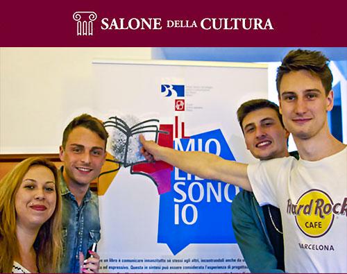 Salone della Cultura di Milano: Il Mio Libro Sono Io - Salesiani Milano