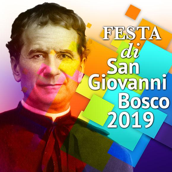 Festa di San Giovanni Bosco 2019 - Salesiani Milano