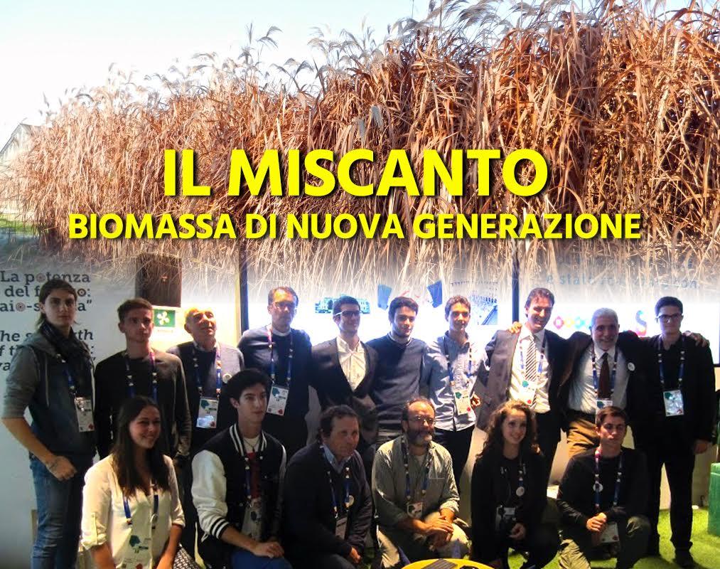 Miscanthus Project: Energia pulita dalle sterpaglie - Salesiani Milano