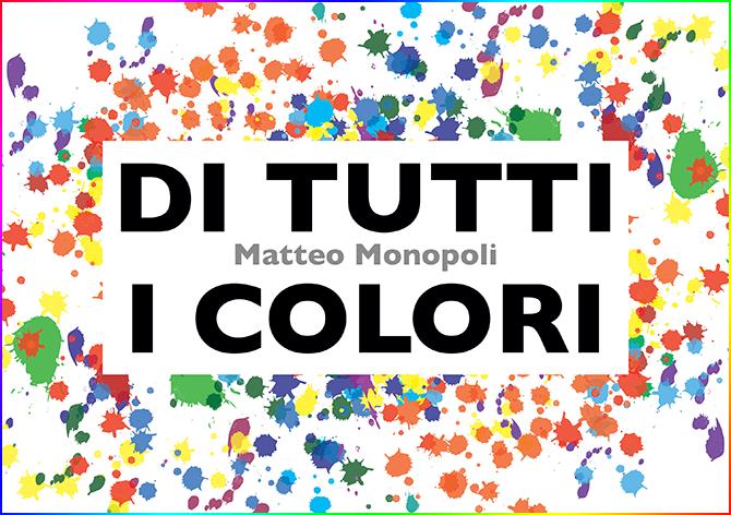 Matteo Monopoli - Il Mio Libro Sono Io - Salesiani Milano