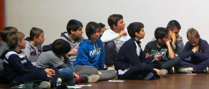 Scuola Secondaria di Primo Grado Istituto Salesiano S. Ambrogio Milano