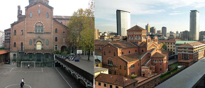 Scuole Istituto Sant'Ambrogio Salesiani don Bosco Milano