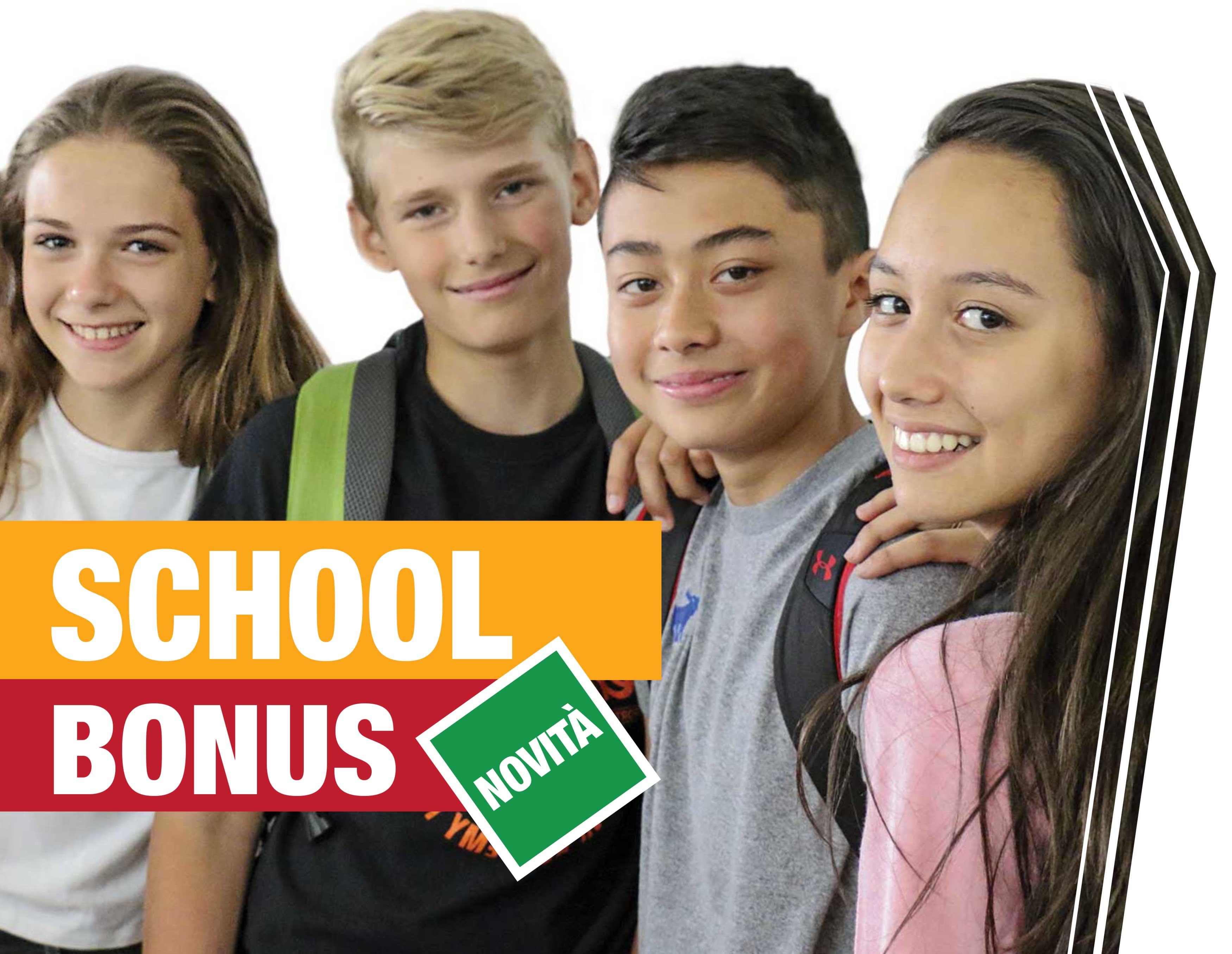 School Bonus Salesiani Milano