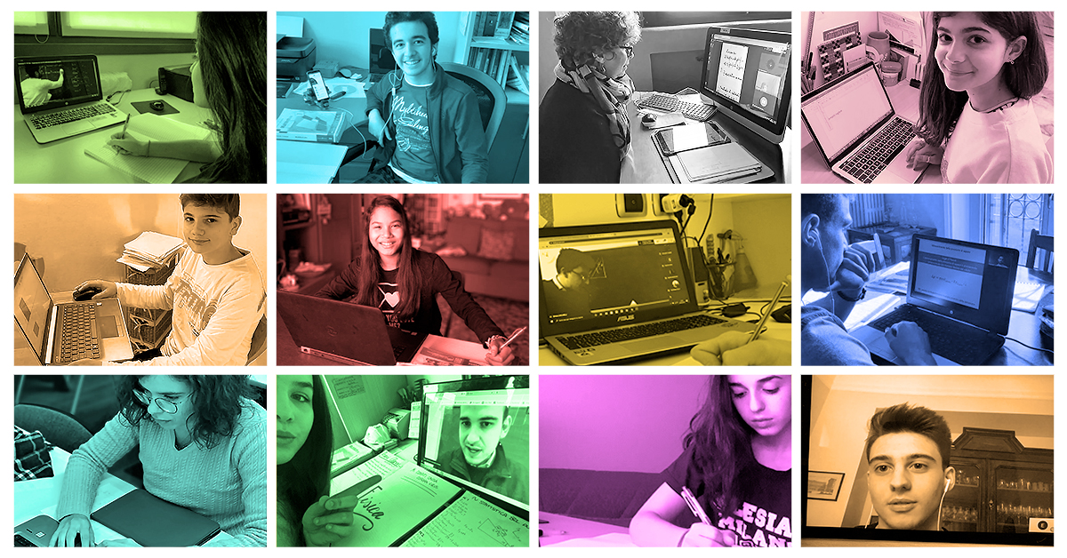 Scuola On-Line Covid-19