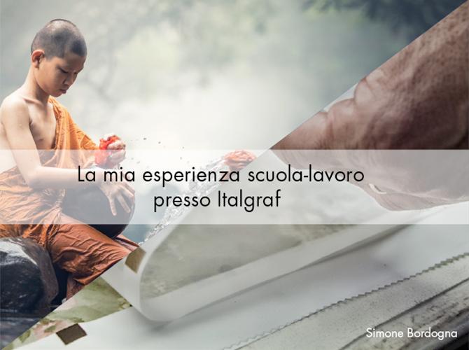 Simone Bordogna - Progettazioni Alternanza Scuola Lavoro - Salesiani Milano