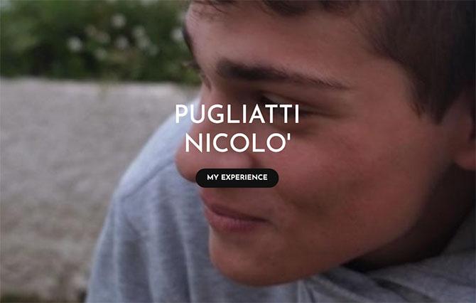 Nicolò Pugliatti - Progettazioni Alternanza Scuola Lavoro - Salesiani Milano