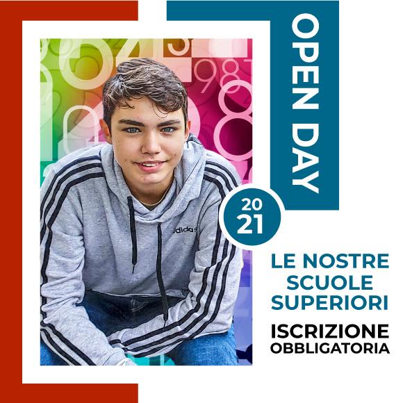 Open Day 2021 Liceo Scientifico Milano - Liceo Classico Milano - Istituto S. Ambrogio - Salesiani Milano