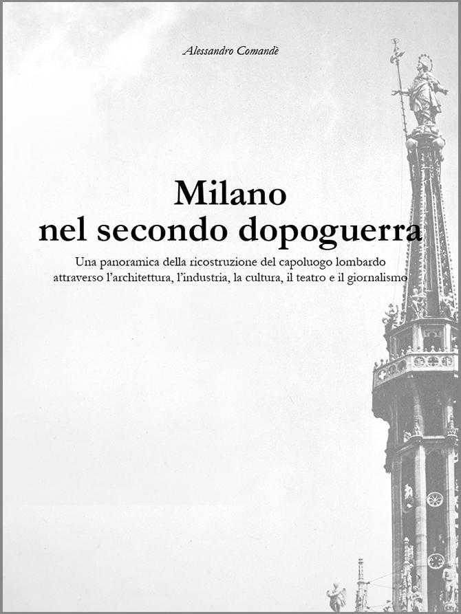 Alessandro Comandè - Il Mio Libro Sono Io - Salesiani Milano