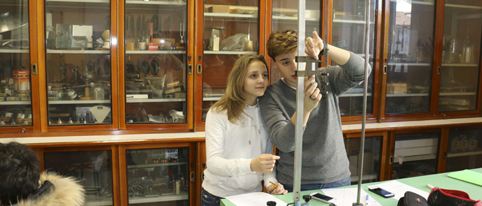 Liceo Scientifico Scienze applicate - Scuole dei Salesiani Milano
