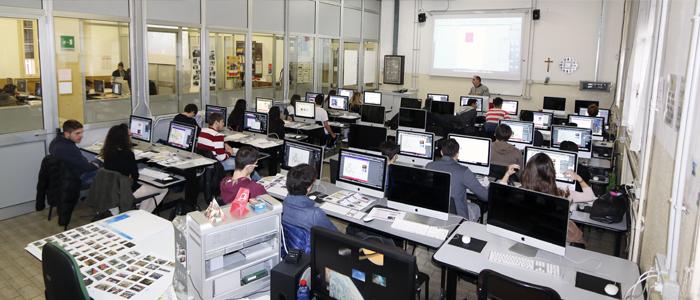Istituto Tecnico Tecnologico Grafica e Comunicazione - Scuole dei Salesiani Milano