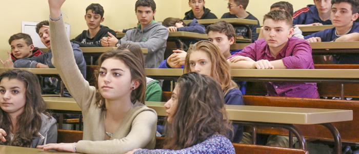 Liceo Scientifico Istituto Salesiano S. Ambrogio Milano