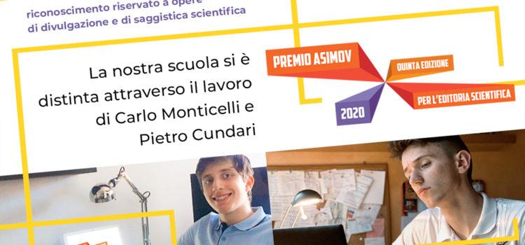 Premio Asimov 2020