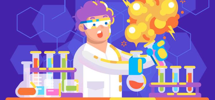 Laboratorio di scienze in casa