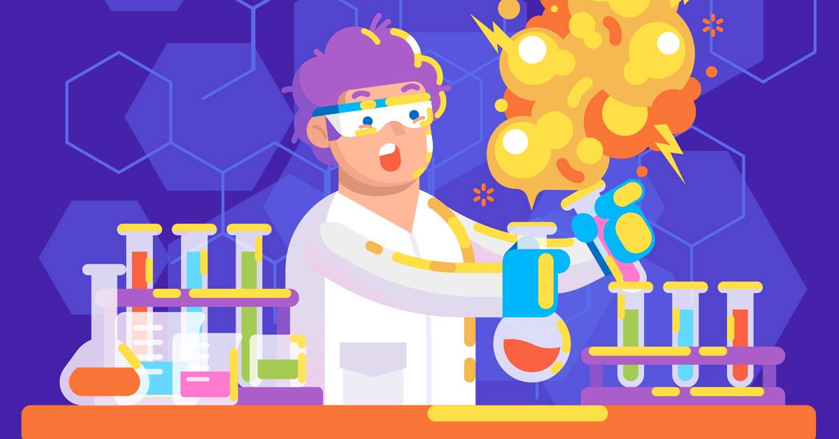 Laboratorio di Chimica in casa - Salesiani Milano