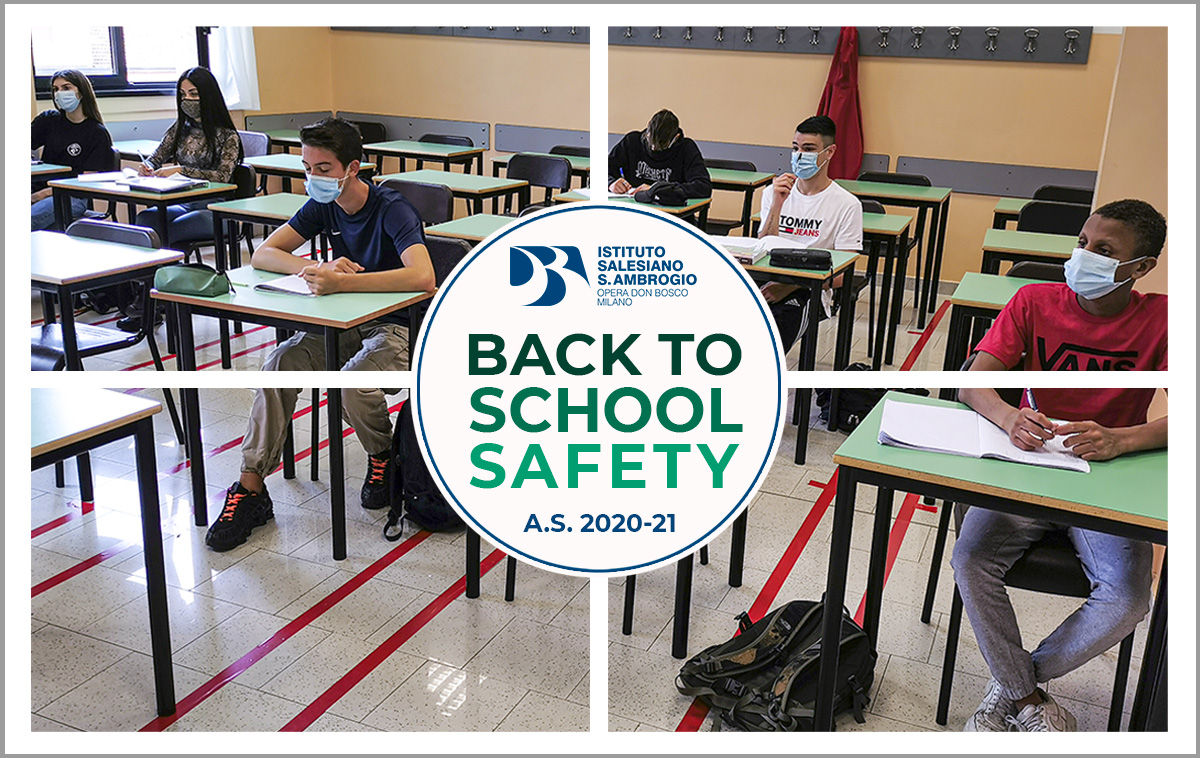 Back To School Safety - Salesiani Milano
