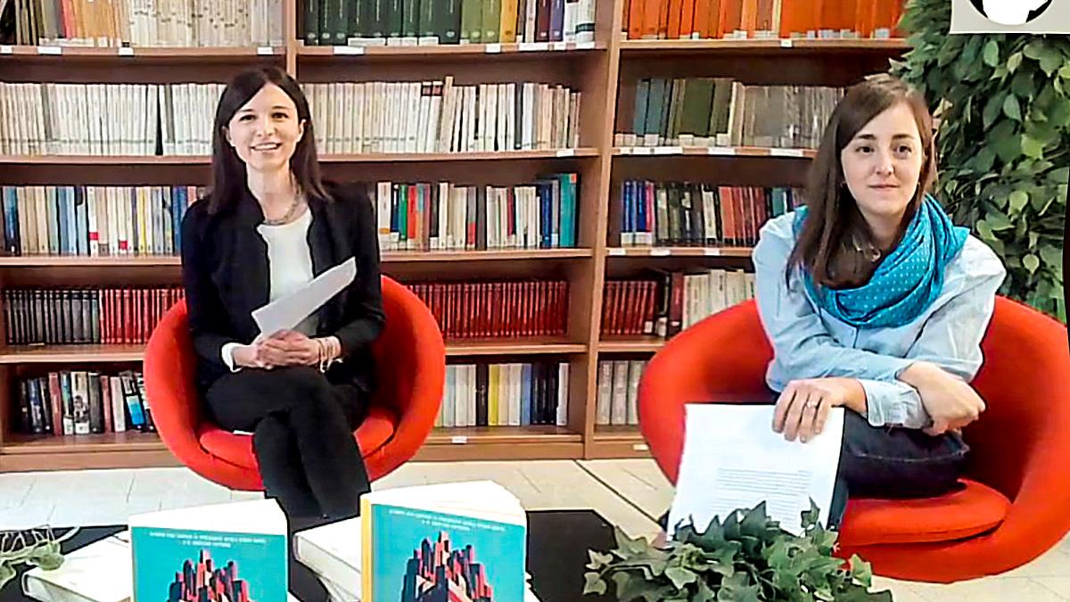 Elena Caselli e Valeria Mazzucco - Salesiani Milano