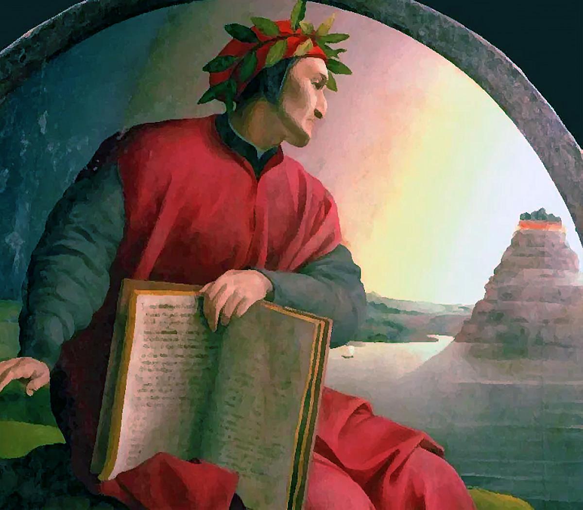 Purgatorio Dante Alighieri - Salesiani Milano