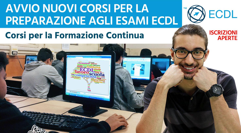 Corso ECDL di Formazione Continua Salesiani Milano