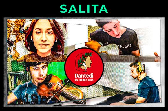 Dantedì - Dante Alighieri il sommo poeta - Istituto Salesiano S. Ambrogio Opera don Bosco Milano - Salesiani Milano