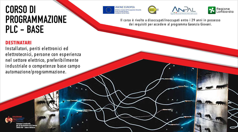 Programmatore PLC e Automazione industriale - Salesiani Milano