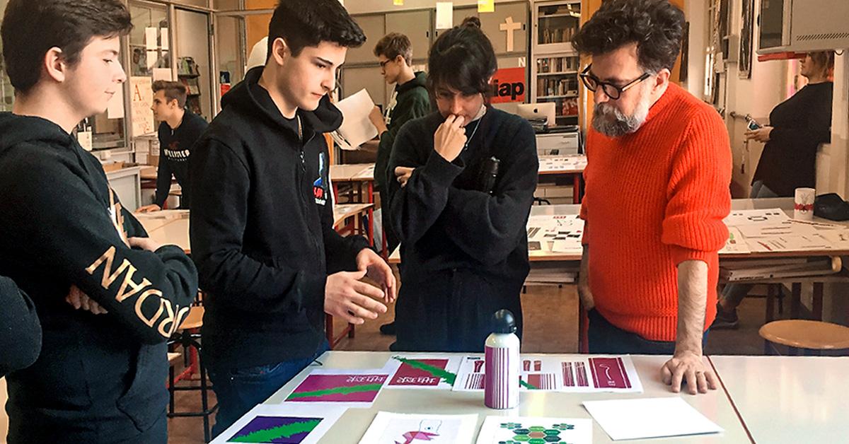 Epson Graphic Design Project - Salesiani Milano