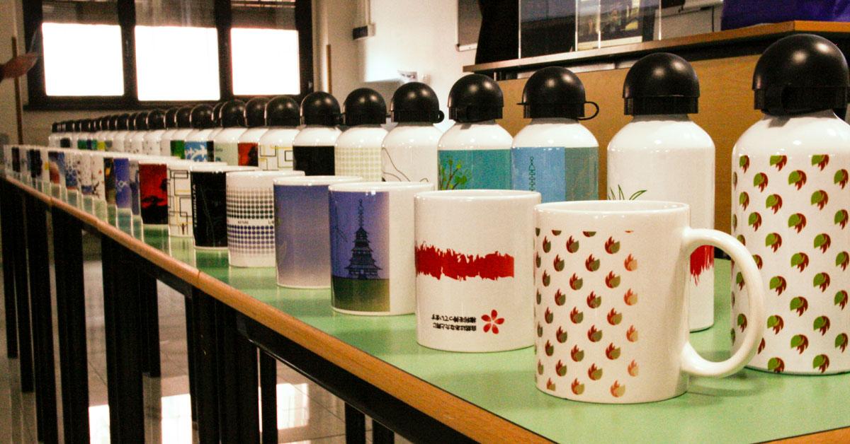 stampa a sublimazione 3D - Salesiani Milano