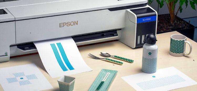 Epson Graphic Design Project