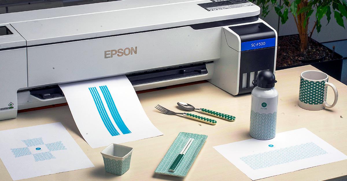 Epson SuperColor SC-F500 - Salesiani Milano