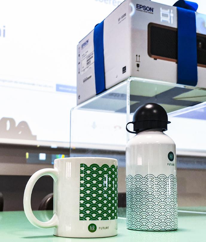Epson stampa a sublimazione 3D - Salesiani Milano