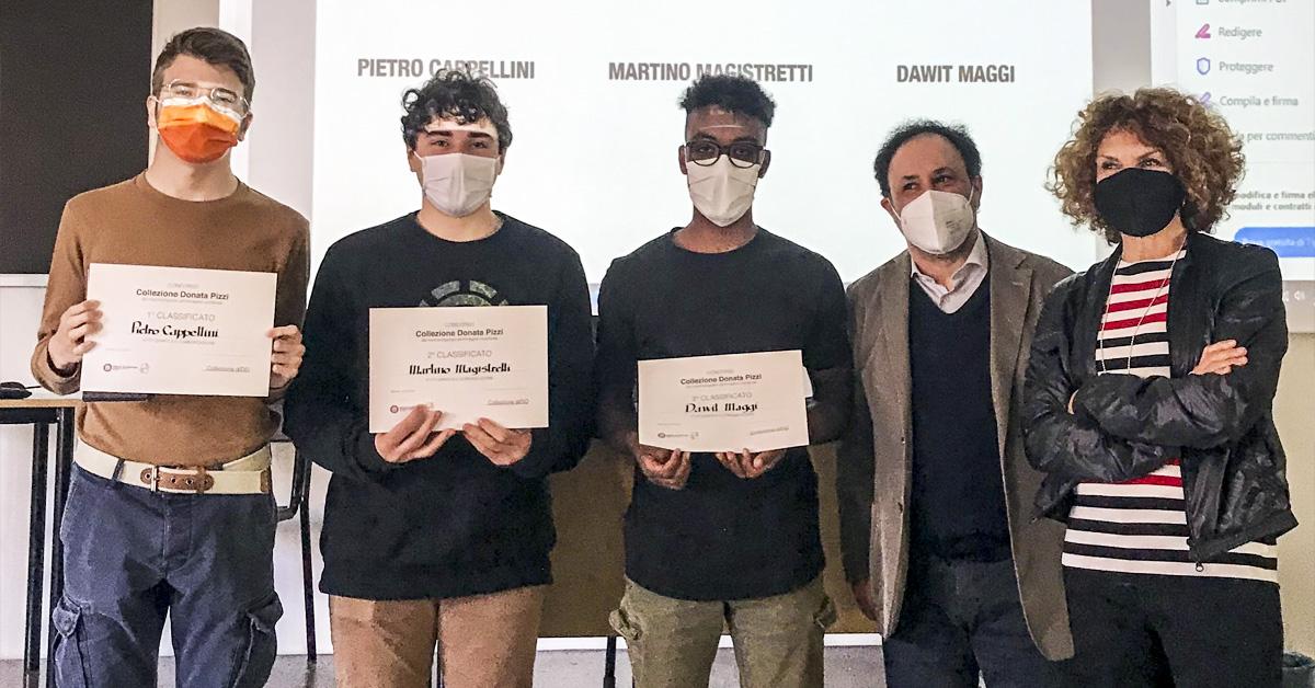 Donata Pizzi - Salesiani Milano
